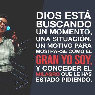 (1/3) DIOS DE MILAGROS, por el pastor Alan Palacio