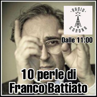 10 Perle di Franco Battiato (con Max Fogli)