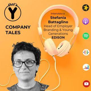Company Tales con Stefania Battaglino EDISON