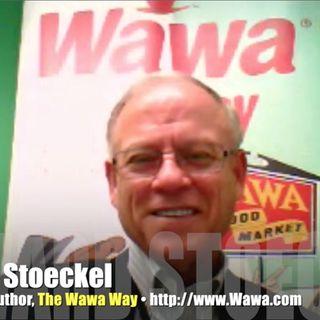 Stoeckel did it his way -- The Wawa Way!