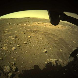 Il pianeta Marte secondo gli umani (e viceversa)