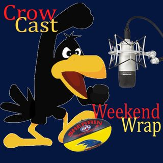 CrowCast Weekend Wrap 2019 Round 18 v Essendon