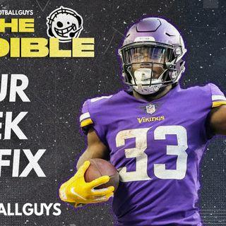 Your Week 6 Fix - Running Back Injuries - Fantasy Football 2021