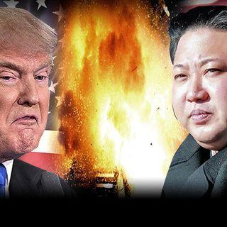 President Trump: End the Korean War! +