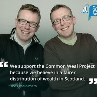 ScotIndyPod 34 - The Common Weal