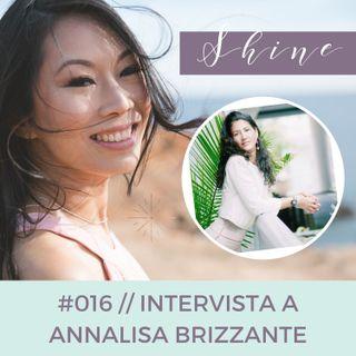 016 // Mindful Eating e Cibo per l'Anima, con Annalisa Brizzante