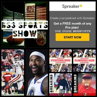 "BS3 Sports Show - ""Play in the NFL or MLB?"""