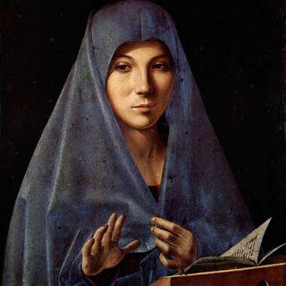 """Giovanni Carlo Federico Villa """"Antonello da Messina"""""""