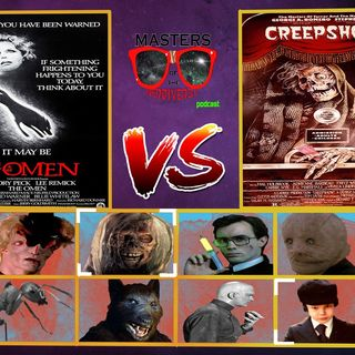 MOTN Random Select: The Omen (1976) Vs. Creepshow (1982)