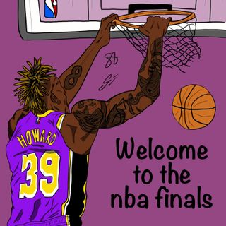 EP99: Welcome to the Nba Finals