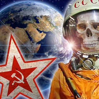 Episode 30 - Ground Control to Major Ivan - the lost cosmonauts