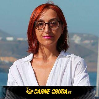 Helena Maleno, testigo incómoda de la migración (CARNE CRUDA #854)