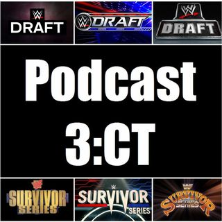 3CT - Survivor Series Draft