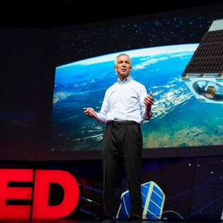 Let's launch a satellite to track a threatening greenhouse gas | Fred Krupp