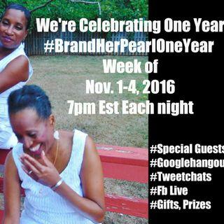 Cyber Celebration BrandHerPearl is One