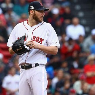 Chris Sale Honored To Make His First Red Sox Opening Day Start