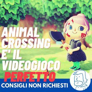 Animal Crossing è il videogioco perfetto [ma non per i motivi che pensate]