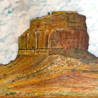 Chaco Culture NHP Artists-in-Residence - Chip & Kathy Beck and Tanya Ortega on Big Blend Radio