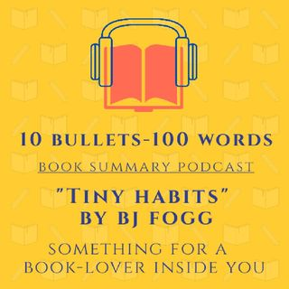 Episode 8 - Tiny Habit by BJ Fogg