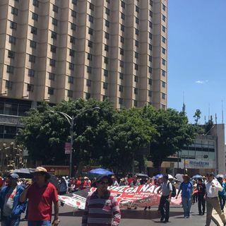 Chiapas y Oaxaca controlada por la CNTE y tolerada por el siguiente gobierno