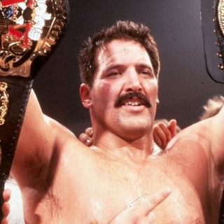 Ground and Pound: Guest MMA Legend Dan Severn