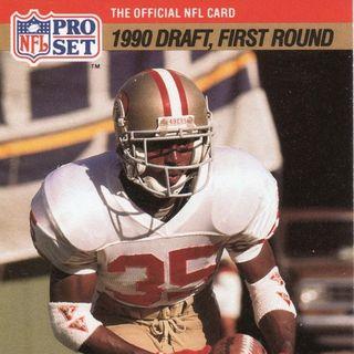 Dexter Carter Former 49er RB
