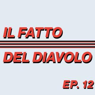EP. 12 - Milan - Napoli 0-1 - Serie A 2020/21