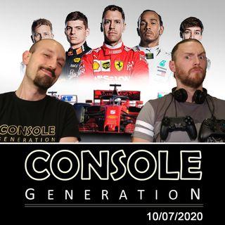 F1 2020 - CG Live 10/07/2020