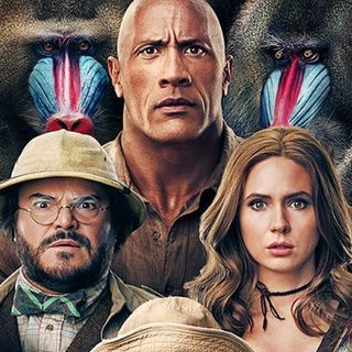 Damn You Hollywood: Jumanji: Next Level Review