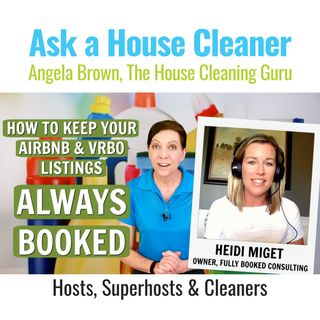Fully Booked Consulting with Heidi Miget for Airbnb, VRBO