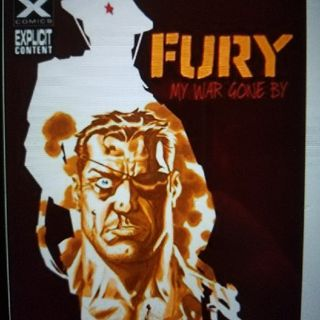 Now That's A Good Read Episode 10 - Fury Max Issue 1 - A War Gone By.