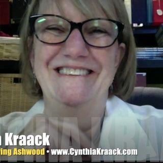 Novelist Cynthia Kraack back to Ashwood!