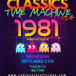 Classics Time Machine 1981