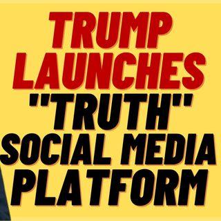 TRUMP Launches New Social Media Platform
