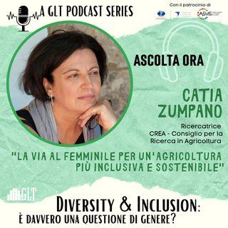 3. L'imprenditoria femminile in agricoltura. Empowerment e innovazione partono anche dal settore primario, con Catia Zumpano