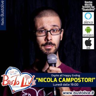 Intervista a Nicola Campostori