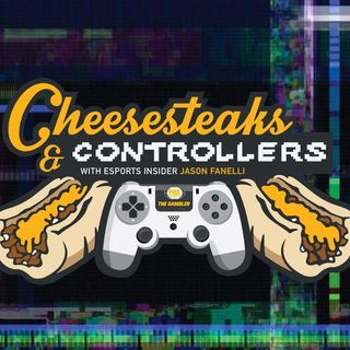 Cheesesteaks and Controllers Episode 2 - Call of Duty League and Arcade1Up