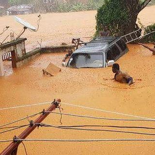 Ciclón Idai, el más mortífero de África