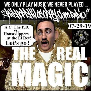 07-29-19 HipHop Philosophy Radio LIVE