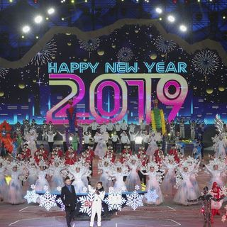 New Year Day  2019