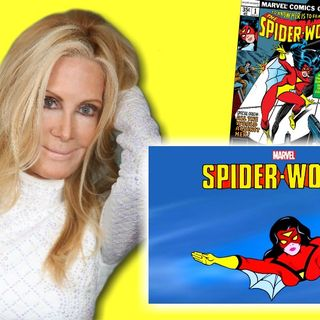 #320: Joan Van Ark - the Hollywood legend on voicing Marvel's Spider-Woman!