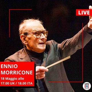 Ennio Morricone ci racconta la sua quarantena tra musica e ricordi