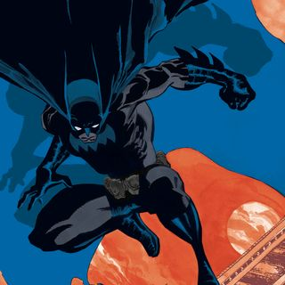 Source Material #191: Batman Comics: Haunted Knight (DC 1996)