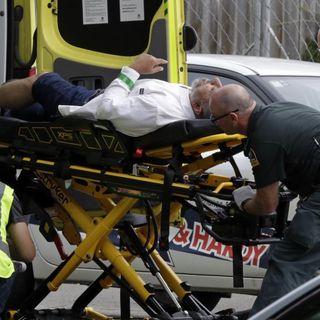 Tragedia en Nueva Zelanda