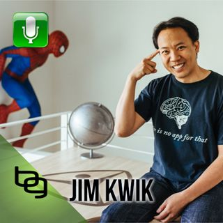 Unlocking The Superpowers Of Speed Reading, Memory Enhancement, Learning Skills Faster & More With Jim Kwik.