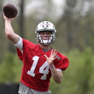 Survive and Advance W/Mike Goodpaster and Steve Risley:Topics Can Darnold Lead the Jets to the Playoffs and Romeo Langford