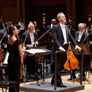 Voces: Orquesta Sinfónica de México