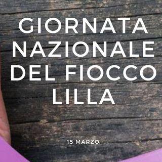 Il 15 Marzo si celebra la Giornata del Fiocco Lilla