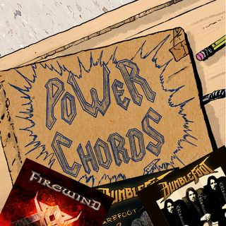 Power Chords Podcast: Track 56--Bumblefoot and Firewind