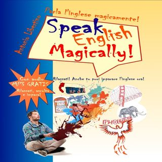 Speak English Magically-Corso d'inglese